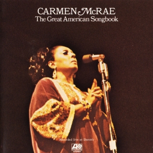 Carmen McRae-The Great American Songbook